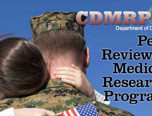 ARDS Foundation participates in DOD Peer Reviewed Medical Research Program