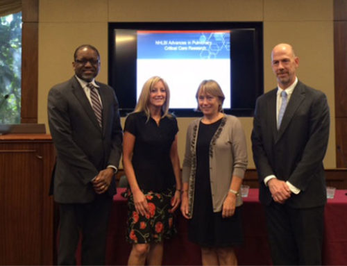 ARDS Foundation presents at Capital Hill Briefing, D.C., on Critical Care Illness
