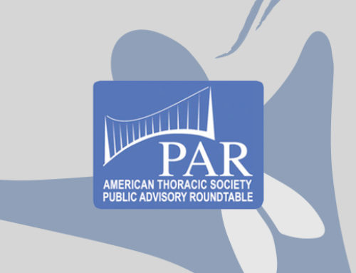 ARDS Foundation appointed to the American Thoracic Societies Public Advisory Roundtable