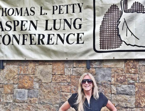 ARDS Foundation attends Aspen Lung Conference