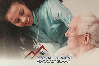 Respiratory Patient Advocacy Summit 2018
