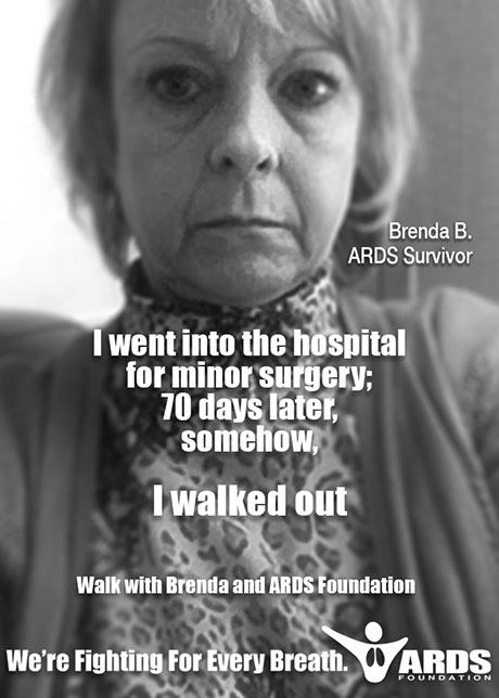 Brenda ARDS Survivor