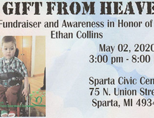Fundraiser for Ethan Collins